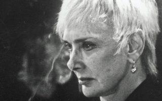 Η Ξένια Καλογεροπούλου.