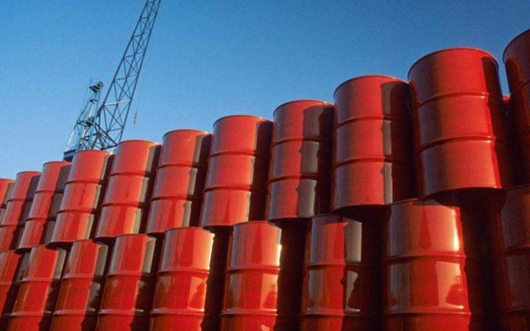 Μεγάλη πτώση των τιμών του πετρελαίου σήμερα