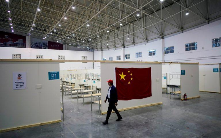 Επιστημονικές «διευκρινίσεις» για την προέλευση του ιού ζητά από την Κίνα το Βερολίνο