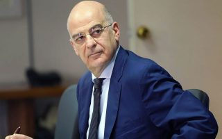 Τα σύνορα με την Τουρκία είναι δεδομένα και δεν αλλάζουν, υπογραμμίζει στη συνέντευξή του ο κ. Δένδιας.