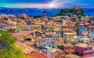 Κερδισμένο το νησί της Κέρκυρας, με πέντε εκδηλώσεις (φωτογραφία από Shutterstock).