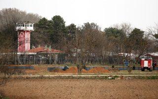 Οι εργασίες για την κατασκευή του φράχτη σε όλο τον Εβρο θα συνεχιστούν και θα ολοκληρωθούν, υπογράμμισαν οι κ. Δένδιας και Παναγιωτόπουλος.
