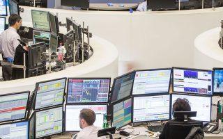 Στη Φρανκφούρτη ο δείκτης DAX σημείωσε άνοδο 1,33%.