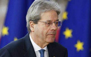 Η αξιολόγηση της Επιτροπής, σημείωσε ο επίτροπος Οικονομικών Υποθέσεων Πάολο Τζεντιλόνι, θα περιοριστεί στη διασφάλιση ότι τα σχέδια συμβαδίζουν με τις στρατηγικές προτεραιότητες της Ε.Ε. – ιδίως με την πράσινη συμφωνία και την ψηφιακή ατζέντα.