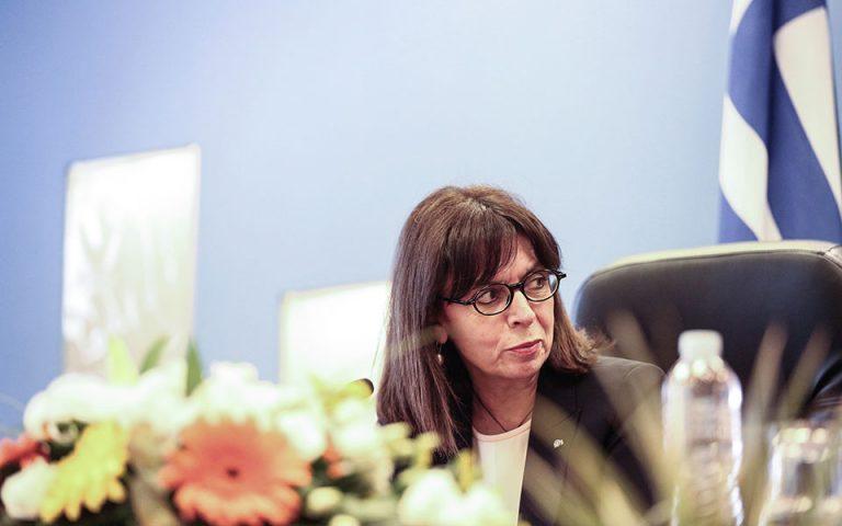 Γενέθλια στη Σταυρούπολη για την κ. Σακελλαροπούλου