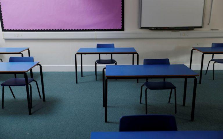 Βρετανία: Μερική επαναλειτουργία των σχολείων από 1η Ιουνίου