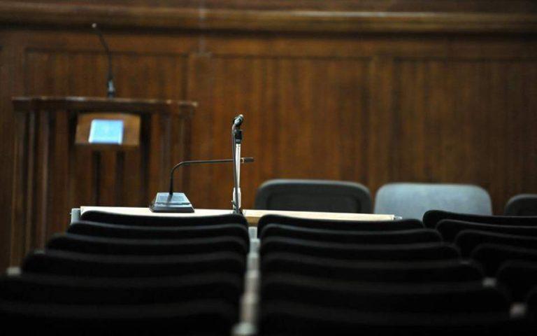 Σε κλίμα έντασης διεξάγεται η δίκη για τη δολοφονία Τοπαλούδη