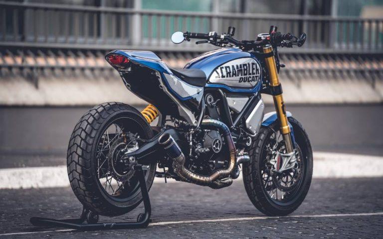 Στη 2η θέση η ελληνική συμμετοχή στον τελικό του Custom Rumble της Ducati