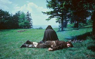 Σκηνή από την ταινία του Βέρνερ Χέρτσογκ «Ο καθένας για τον εαυτό του και ο Θεός εναντίον όλων».