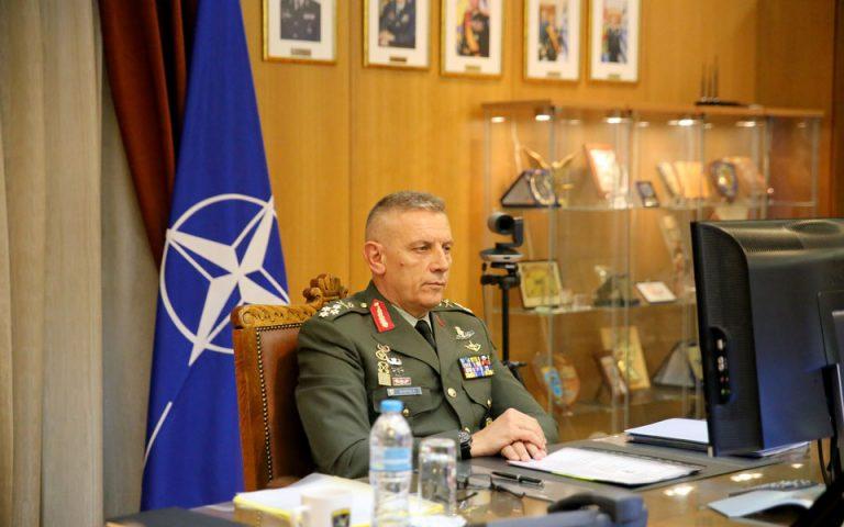 O αρχηγός ΓΕΕΘΑ συμμετείχε στη Σύνοδο της Στρατιωτικής Επιτροπής του NATO