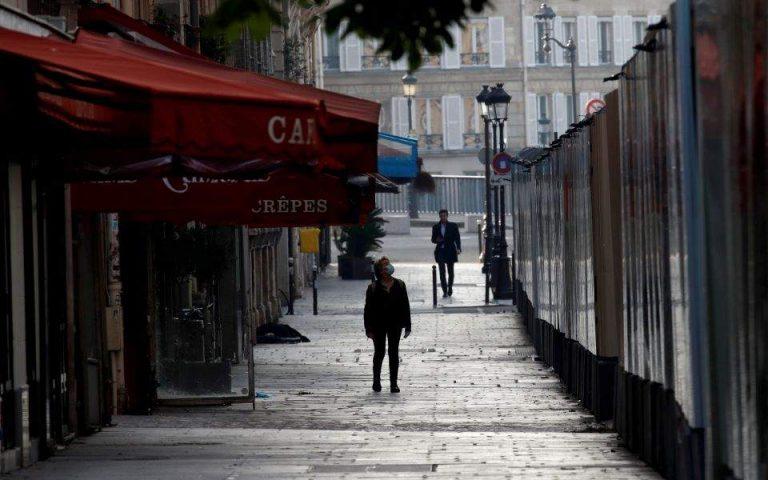 Κορωνοϊός: Σε ανοδική τροχιά εκ νέου οι θάνατοι στη Γαλλία – 263 νεκροί το τελευταίο 24ωρο