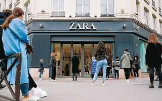 Αν λάβουμε υπ' όψιν πόση ώρα μπορεί να περάσει μια γυναίκα σε ένα κατάστημα Zara, οι γυναίκες που περιμένουν στην ουρά είναι ηρωίδες...