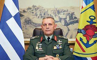 «Απαράδεκτη» χαρακτήρισε ο αρχηγός ΓΕΕΘΑ Κων. Φλώρος την παρενόχληση του ελικοπτέρου στο οποίο επέβαιναν ο ίδιος και ο υπουργός Εθνικής Αμυνας Ν. Παναγιωτόπουλος από τουρκικά μαχητικά αεροσκάφη.