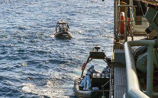 Το Λιμενικό φέρεται να ζητεί όχι μόνο παραμονή των υφιστάμενων δυνάμεων στο Ανατ. Αιγαίο αλλά και την αύξησή τους με επιπλέον 6 σκάφη.