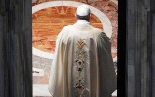 Ο Πάπας Φραγκίσκος τέλεσε στο Βατικανό λειτουργία στη μνήμη του Πάπα Ιωάννη Παύλου Β΄, με αφορμή τη συμπλήρωση 100 ετών από τη γέννησή του.