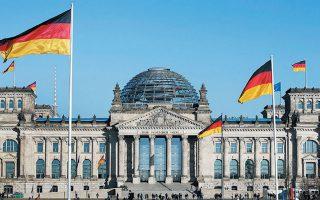 Το γερμανικό Κοινοβούλιο, που δέχθηκε επίθεση στον κυβερνοχώρο.
