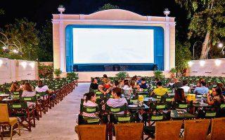 Τα θερινά σινεμά ετοιμάζονται να ανοίξουν, τηρώντας τους κανόνες και περιμένοντας επιπλέον οδηγίες.