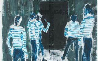 Ντάνιελ Ρίχτερ, «Gang of Five», 2003.