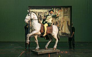 «Opera Povera» (31/5), με τον τενόρο Γιάννη Χριστόπουλο, σε σκηνοθεσία Αλέξανδρου Ευκλείδη.