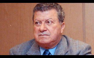 Ο Κυριάκος Ντελόπουλος (1933-2020) υπήρξε ισόβιος υπερασπιστής των βιβλίων.