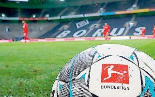 Τα μάτια της Ευρώπης και όλου του κόσμου θα είναι στραμμένα στο γερμανικό πρωτάθλημα τις επόμενες εβδομάδες. Η πορεία της επανεκκίνησης της Μπουντεσλίγκα θα δείξει τον δρόμο και για τις υπόλοιπες λίγκες.
