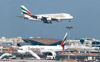 Με την εξυπηρέτηση εννέα διεθνών προορισμών, συμπεριλαμβανομένων πέντε ευρωπαϊκών, ξεκινάει η Emirates αυτή την εβδομάδα.