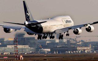 Για τις 18 Μαΐου έχει οριστικοποιηθεί η επανέναρξη των πτήσεων της Lufthansa προς την Ελλάδα.