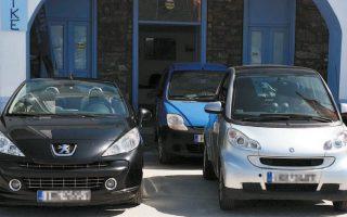 Tον φετινό Απρίλιο ακυρώθηκαν σχεδόν στο σύνολό τους οι παραγγελίες από εταιρείες ενοικίασης αυτοκινήτων, τις γνωστές επιχειρήσεις του τουριστικού κλάδου «rent a car».