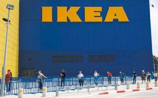 Οι μεγαλύτερες απώλειες εσόδων προήλθαν για τον όμιλο από τα καταστήματα ΙΚΕΑ, ενώ τόσο στη δραστηριότητα αυτή όσο και στην έτερη, που αφορά τα αθλητικά είδη, η μικρότερη μείωση καταγράφηκε στην Ελλάδα.