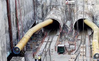 Με απόφαση της «Αττικό Μετρό» (με ημερομηνία 26/3/20), που φέρνει σήμερα στο φως η «Κ», η εταιρεία αναθέτει στην κοινοπραξία «Ακτωρ», Salini Impregilo, Hitachi Rail STS, Hitachi Rail την επικαιροποίηση ή την εκ νέου εκπόνηση του συνόλου των μελετών για τον επανασχεδιασμό του σταθμού Βενιζέλου.