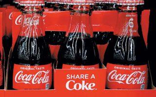 H μεγάλη αύξηση των πωλήσεων στη λιανική εξισορρόπησε σε σημαντικό βαθμό τη μείωση των πωλήσεων της Coca-Cola HBC προς τον κλάδο της εστίασης.