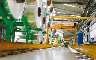 Αυτή την εβδομάδα, τίθεται σε λειτουργία το νέο θερμό έλαστρο στα Οινόφυτα, μια επένδυση ύψους 75 εκατ. ευρώ, η οποία θα αυξήσει τη δυναμικότητα της μονάδας παραγωγής κατά τουλάχιστον 25%.
