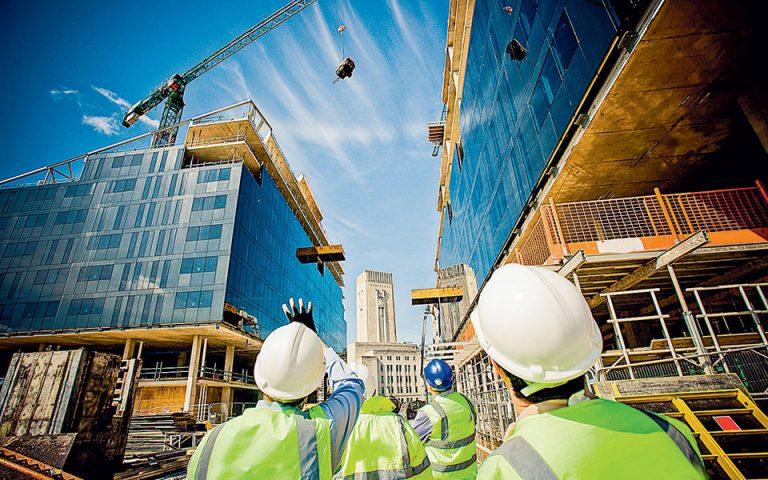 Εργα ΣΔΙΤ 630 εκατ. ευρώ δίνουν ανάσα στον κατασκευαστικό κλάδο