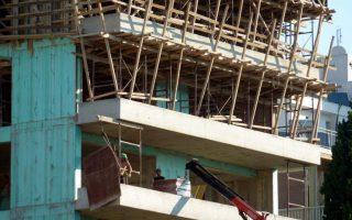 Στην Αττική, τον Φεβρουάριο η άνοδος του όγκου της ιδιωτικής οικοδομικής δραστηριότητας ανήλθε σε 71,8%.