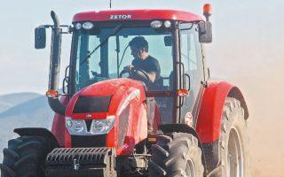 Η AgroApps υπόσχεται να κάνει ευκολότερη τη ζωή του αγρότη. Η ηλεκτρονική εφαρμογή επιτρέπει τη διαχείριση των καλλιεργειών, όπως και των καθημερινών εργασιών στον αγρό, φιλοδοξώντας να μειώσει τον χρόνο και το κόστος παραγωγής (φωτογραφία από ΑΠΕ).