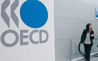 Στο αισιόδοξο σενάριο του ΟΟΣΑ, προβλέπεται πως η οικονομική δραστηριότητα θα έχει επιστρέψει στα προ κρίσης επίπεδα μέχρι το τέλος του 2021.