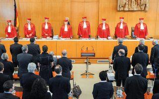 «Να μη νομίζει η ΕΚΤ πως είναι το κέντρο του κόσμου», δήλωσε ο Π. Χούμπερ, ο οποίος συνέταξε την απόφαση του δικαστηρίου της Καρλσρούης.