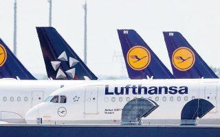 H ενίσχυση ύψους 9 δισ. ευρώ στη Lufthansa, το 20% της οποίας περιέρχεται στον έλεγχο της κυβέρνησης, δεν είναι παρά η αρχή για τη δραστηριότητα του κρατικού ταμείου οικονομικής σταθερότητας της Γερμανίας (WSF), που έχει αρχικά κεφάλαια ύψους 100 δισ. ευρώ.