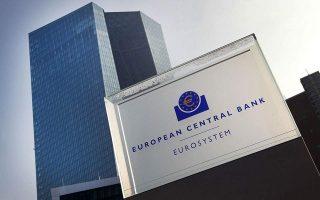Σύμφωνα με τις εκτιμήσεις της Ευρωπαϊκής Κεντρικής Τράπεζας, είναι πιθανό να χρειαστούν περίπου δύο χρόνια μέχρι η οικονομία να επανέλθει στα επίπεδα όπου βρισκόταν το 2019.