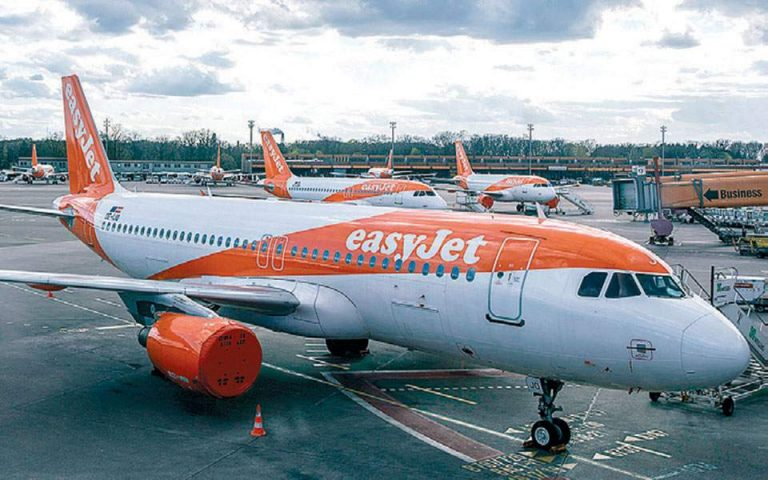 Η easyJet ξεκινά «δειλά- δειλά» τις πτήσεις στις 15 Ιουνίου
