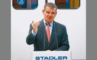 Ο δισεκατομμυριούχος Πέτερ Σπούλερ είναι ένας από τους τελευταίους επιχειρηματικούς ηγέτες της Ελβετίας, αναφέρουν οικονομολόγοι. Η Stadler παράγει από ντιζελοκίνητα τρένα μέχρι αστικά τραμ, ενώ δέχεται και ειδικές παραγγελίες μοναδικών οχημάτων.