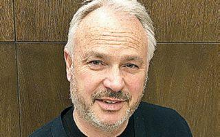 O διπλωματικός συντάκτης - συγγραφέας Τιμ Μάρσαλ.