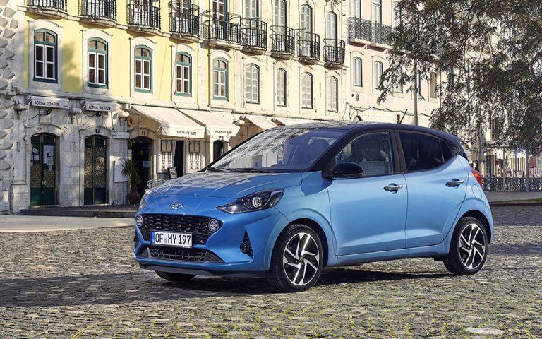 Η ασφάλεια του νέου Hyundai i10… ξεφεύγει από την κατηγορία