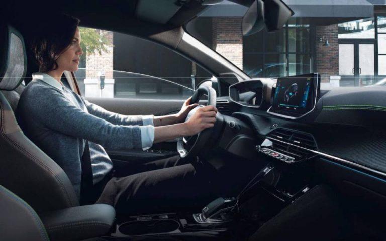 Τι είναι το Peugeot i-Cockpit 3D;