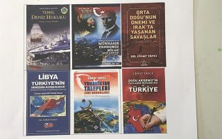 Από τα βιβλία του Γιαϊτζί προκύπτει ότι ήταν ο εμπνευστής της συμφωνίας Τουρκίας - Λιβύης. Ενα από αυτά έχει τίτλο «Η Λιβύη είναι από θαλάσσης γείτονας της Τουρκίας».