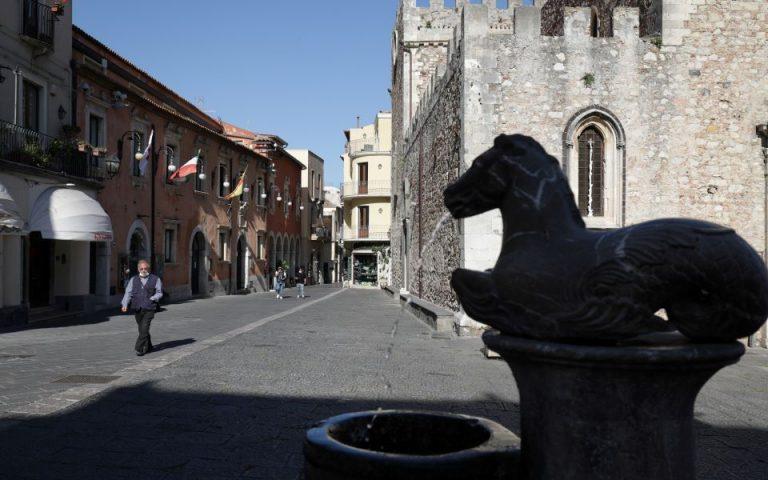 La Repubblica: Η ιταλική κυβέρνηση θέλει να επιτρέψει και πάλι τις μετακινήσεις σε όλη τη χώρα