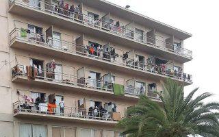 Φωτογραφία αρχείου: Η δομή φιλοξενίας στο ξενοδοχείο στο Κρανίδι
