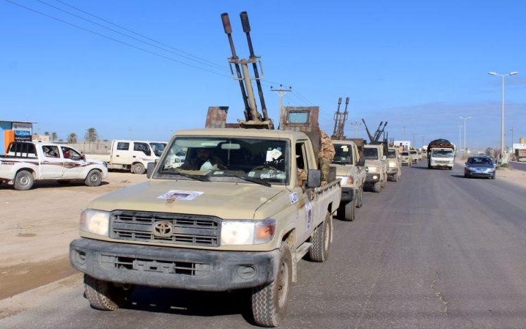 Λιβύη: Σύμμαχοι της κυβέρνησης της Τρίπολης πήραν τον έλεγχο σημαντικής αεροπορικής βάσης