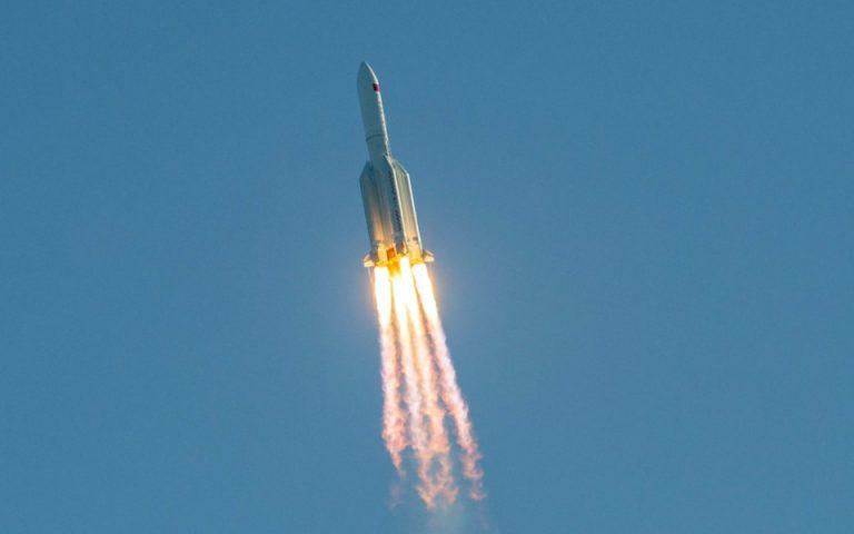 Τεράστιο διαστημικό «σκουπίδι» 18 τόνων έπεσε στη Γη