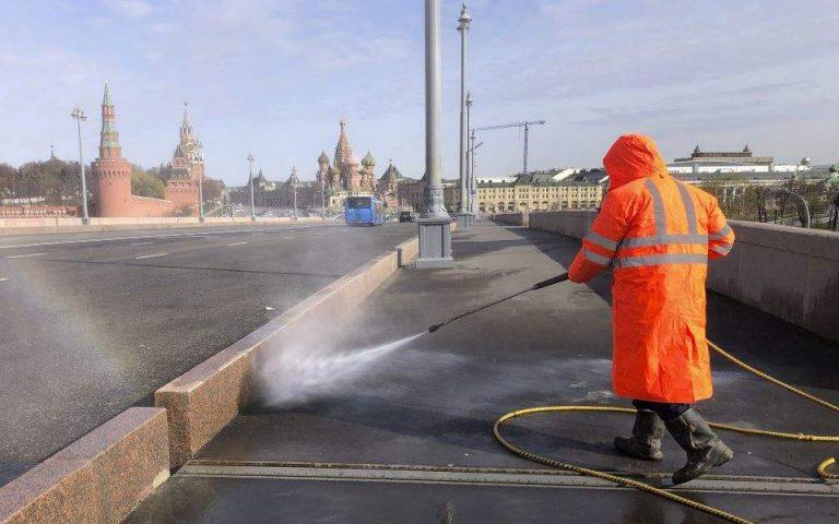 Κορωνοϊός: Ρεκόρ θανάτων το τελευταίο 24ωρο στη Ρωσία